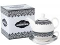 LIVELLO ZESTAW TEA FOR ONE CR5-41 KORONKA