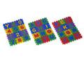 Puzzle z pianki x  edukacyjne
