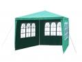 Pawilon HANDLOWY namiot OGRODOWY 3x3m 3 ścianki A3