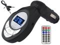 TRANSMITER FM LCD SD MMC USB iPOD MP3 MP4