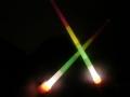 Miecz świetlny rozkładany