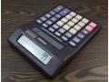 Kalkulator 12 cyfr dwa wyświetlacze