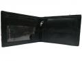 PORTFEL MĘSKI SKÓRA MONEY KEPPER MT107-5600 BLACK