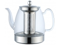 Szklany czajnik do zaparzania herbaty indukcja 1,5