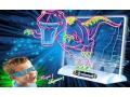 Interaktywna magiczna tablica 3D LED + akcesoria