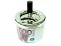 Popielniczka zamykana obrotowa EURO