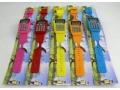 Zegarek dziecięcy z kalkulatorem mix kolorów