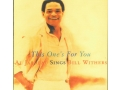 Al Jarreau Sings Bill Withers - This One's For You