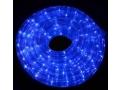 Wąż Świetlny LED 10 m Niebieski + programator