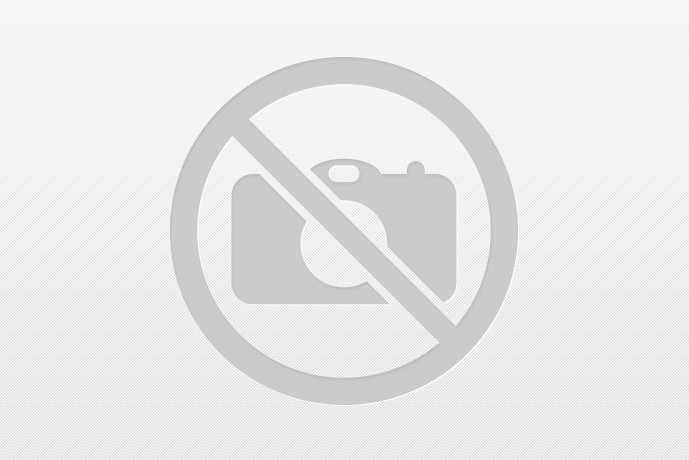 TEL0061 Puszka naścienna podwójna 8P8C przelotowa