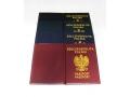 Etui na paszport obwoluta okładka