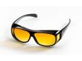HD VISION okulary do jazdy nocą żółte 1szt