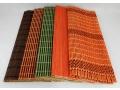 Podkładki bambusowe na stół mix wzorów mata