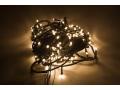 Lampki Choinkowe 100 LED  z programatorem białe ci