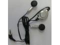 Słuchawki wkładane w uszy z regulacji głosów