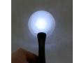 Lupa 90 mm z podświetleniem 2xLED super jakość