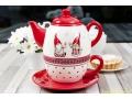 SAGRADO ZESTAW TEA FOR ONE KRASNAL ŚWIĘTA