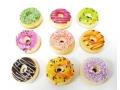 Magnesy na lodówkę pączki donut !!   HIT!!