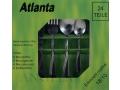 Sztuće 24 elementy Atlanta