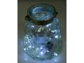Słoik Ozdobny Lampion LED