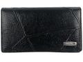SKÓRZANY PORTFEL DAMSKI MONEY KEPPER 61-2922 BLACK