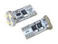 ŻARÓWKA VISION W5W 12V T10 4x3528 SMD LED CANBUS