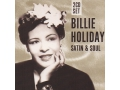Billie Holiday 2CD - Satin & Soul