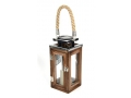 Lampion latarnia solarna 24cm