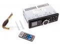 Radio samochodowe 1029 CAR MP3 USB /SD/MMC + PILOT