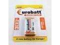 Baterie Alkaline Plus LR9 EUROBATT 1szt. 9 vol