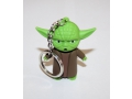Breloczek z latarką Yoda