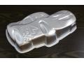 Forma aluminiowa auto zygzak 33x19x5 do ciast tort