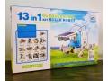 Robot solarny zabawka 13in1 pojazd