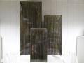 Donica metalowa - komplet