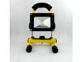 Halogen LED 5W projekcyjna lampa z akumulatorem