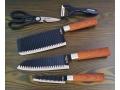 Zestaw noży kuchennych EVERRICH 5 elementów