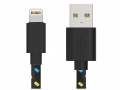 DŁUGI KABEL USB LIGHTNING 2m KOLORY IPHONE APPLE
