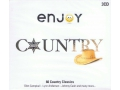 Country 3CD - 60 Country Classics