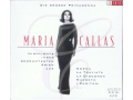 Maria Callas 3cd Norma La Giocondo Macbeth Lakme