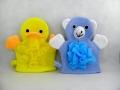 Myjka dziecięca zwierzaki mix wzorów