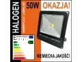 Halogen led 50W projekcyjna lampa halopak