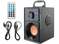 Radio Odtwarzacz MP3 USB Bluetooth Kolumna Wieza