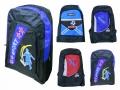 Torby plecak 28x42cm -  4 wzorów