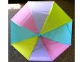 Parasolka parasol automat dziecięcy tęcza 90cm