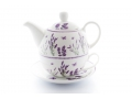LIVELLO ZESTAW TEA FOR ONE LAWENDA CR5-10