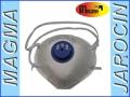 Maska półmaska przeciwpyłowa ochronna z zaworkiem