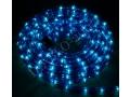 Wąż Świetlny 50 metrów niebieski + prog