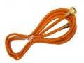 Wąż przewód gumowy do palnika 1,5m dekarskiego