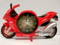BUDZIK MOTOR ŚCIGACZ ALARM CLOCK MODEL 4258/1