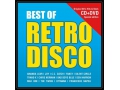 The Best Of Retro Disco CD+DVD JOY FANCY LEAR HIM